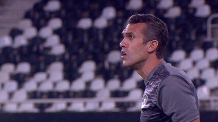 Pela Copa do Brasil, Botafogo teve a pior atuação de um clube da série A e perde o técnico