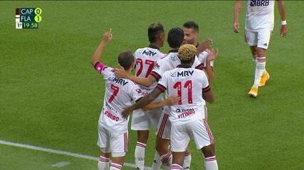 Melhores momentos: Athletico-PR 0 x 1 Flamengo, pelas oitavas de final da Copa do Brasil