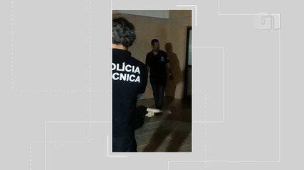 Veja imagens da reconstituição da queda da médica Sattia Lorena