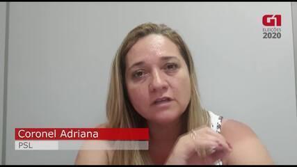 Coronel Adriana (PSL) resume proposta para o esporte em Piracicaba