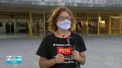 Cláudia Ribeiro (PSTU) promete estatizar transporte público