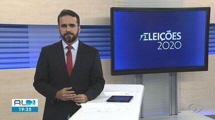 Veja como foi a agenda dos candidatos a prefeito de Maceió nesta quinta (29)