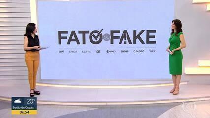 Veja se a declaração da candidata Áurea Carolina é #Fato ou #Fake