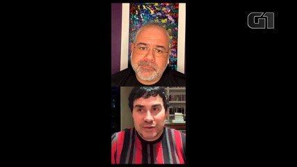 Fábio de Melo defende união civil entre homossexuais em live no Instagram