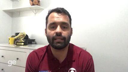 Conrado Santana analisa Goiás x Vasco, pela 19ª rodada do Brasileirão