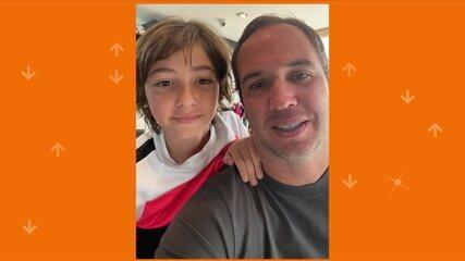 Caio Ribeiro e filho dão as dicas de escalação para a 19ª rodada do Brasileirão