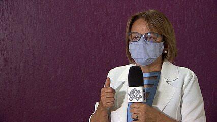 Candidata Renata Paiva (PSD) fala sobre educação