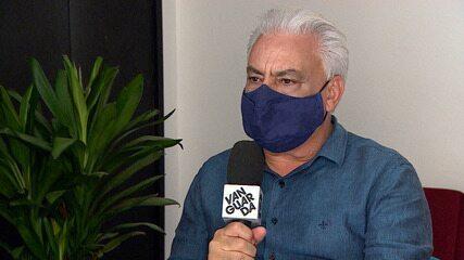 Candidato Salvador Khuriyeh (PT) fala sobre segurança