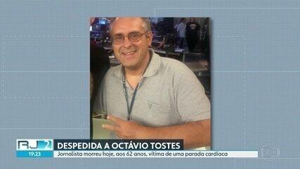 Morre jornalista Octávio Tostes