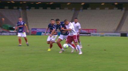 Melhores momentos: Fortaleza 0 x 1 Fluminense pela 19ª rodada do Brasileirão 2020