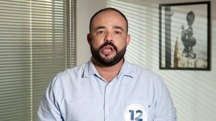 Candidato a prefeito Renan fala sobre propostas para educação em Sorocaba