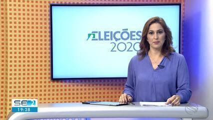 Eleições 2020: agenda dos candidatos à Prefeitura de Aracaju desta quinta-feira (5)