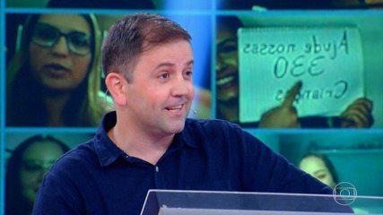 Edivan Duarte participa do 'Quem Quer Ser Um Milionário?'