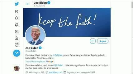 Autoridades mundiais repercutem projeção de vitória de Joe Biden