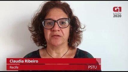 Claudia Ribeiro fala sobre propostas da saúde para melhorar a atenção básica no Recife