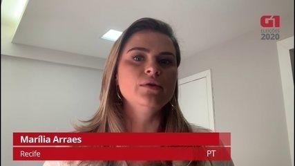 Marília Arraes fala sobre propostas da saúde para melhorar a atenção básica no Recife
