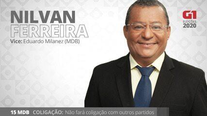 Nilvan Ferreira (MDB) fala suas propostas para a mobilidade urbana de João Pessoa