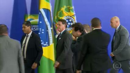 Jair Bolsonaro ainda não fez nenhuma declaração sobre a vitória de Joe Biden
