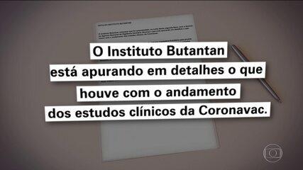 Diretor do Butantan diz estranhar decisão da Anvisa de suspender teste da CoronaVac