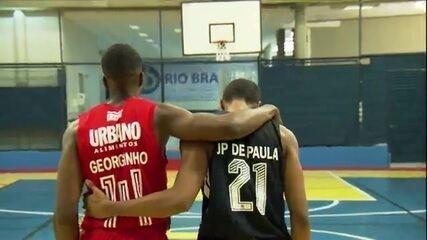 Georginho e JP: uma irmandade que supera preconceitos e rivalidades