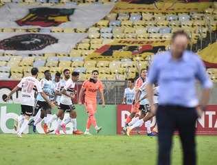 Melhores momentos: Flamengo 1 x 2 São Paulo pelas quartas de final da Copa do Brasil