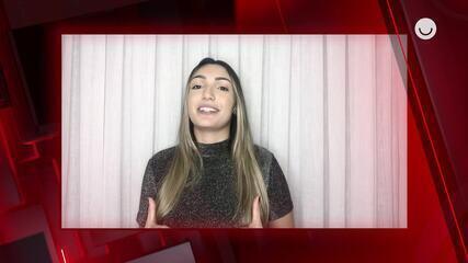 Stephanie Luna, do Time Teló, define as músicas que marcaram sua vida