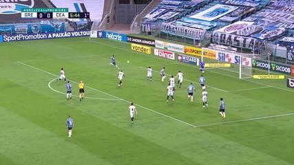 Melhores momentos de Grêmio 4 x 2 Ceará pela 21ª rodada do Campeonato Brasileiro