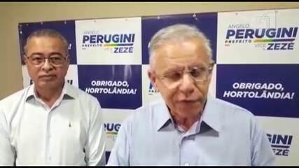 Reeleito, Angelo Perugini explica os projetos para o novo mandato em Hortolândia