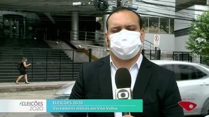 Veja quem são os vereadores eleitos em Vila Velha