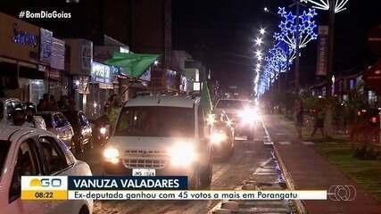 Ex-deputada Vanuza Valadares será a primeira mulher na prefeitura de Porangatu