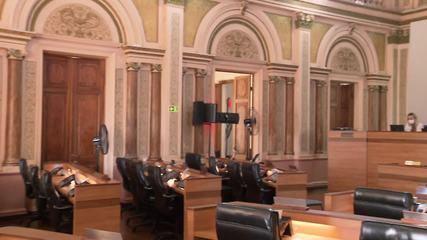 Câmara de Curitiba tem 47% das cadeiras renovadas