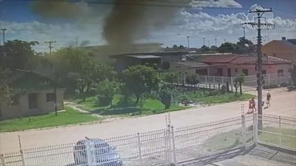 Uma pessoa morre em explosão em Pelotas