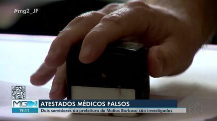 Polícia Civil investiga suposto esquema de venda de atestados médicos em Matias Barbosa