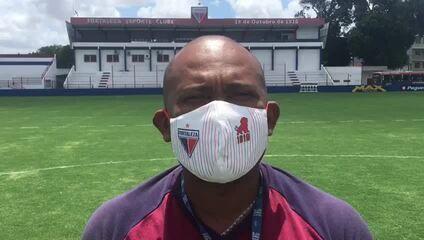 "Jardineiro do Pici, Ednaldo Almeida agradece ao Fortaleza por ""oportunidades de crescer"""