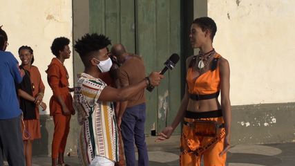 Confira os bastidores da 6ª edição do Afro Fashion Day