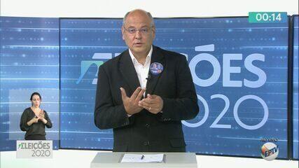 Debate dos candidatos a prefeito de Franca – 3º bloco