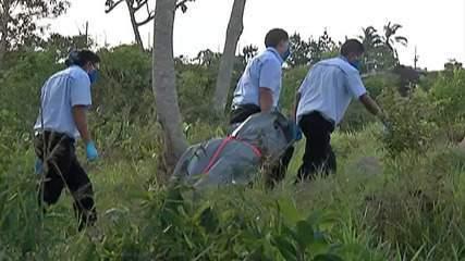 Sete corpos são encontrados em área de mata em Mogi das Cruzes