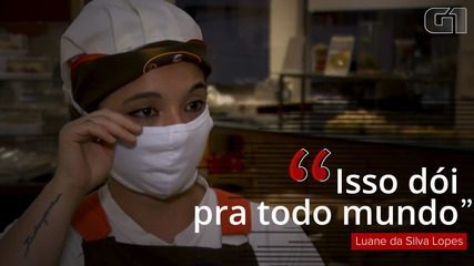 Funcionários de padaria de São Paulo falam sobre agressão