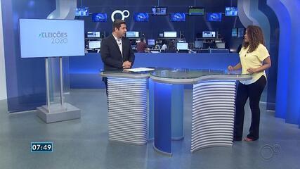 TEM Notícias entrevista Suéllen Rosim, candidata a prefeita de Bauru