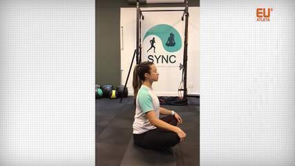 Uma sessão de treinamento slow fit