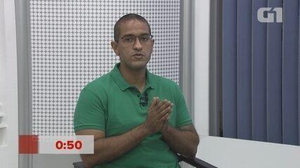 Candidato Arthur Henrique apresenta propostas para Boa Vista caso seja eleito