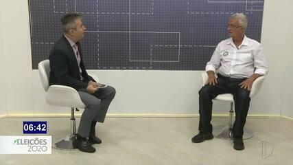 Candidato a prefeito, Dr. Luciano (PSC) fala sobre propostas para Governador Valadares