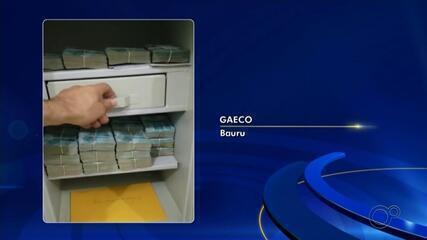 Gaeco deflagra operação que combate lavagem de dinheiro de jogo do bicho na região