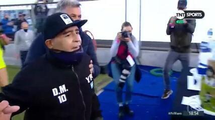 Diego Maradona morre aos 60 anos na Argentina