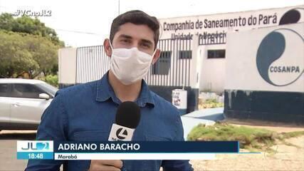 População de Marabá denuncia que está sem água há 3 dias