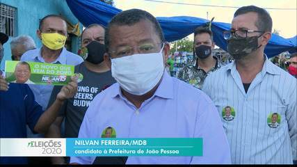 Nilvan Ferreira promete investir nos mercados públicos da cidade