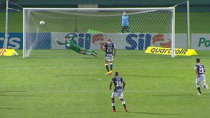 O gol de Coritiba 0 x 1 Corinthians pela 23ª rodada do Campeonato Brasileiro 2020