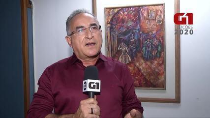 Edmilson, do PSOL, fala sobre estrutura para pessoas com deficiência em Belém