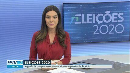 Veja como foi a quinta-feira (26) de campanha dos candidatos a prefeito de Ribeirão Preto