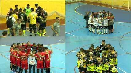Jes e Belos vencem na semifinal e vão disputar a decisão do Piauiense de futsal 2020